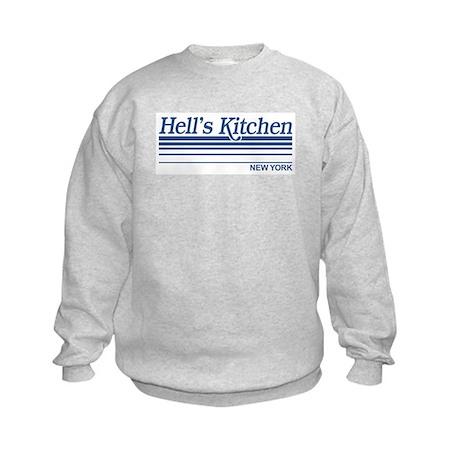 Hell's Kitchen New York Kids Sweatshirt