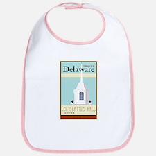 Travel Delaware Bib