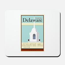 Travel Delaware Mousepad