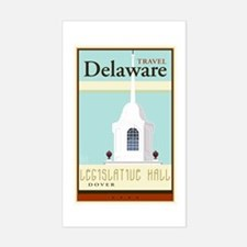 Travel Delaware Decal