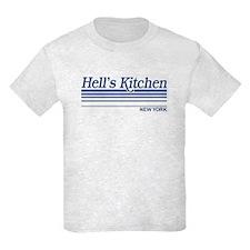 Hell's Kitchen New York Kids T-Shirt