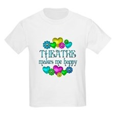 Theatre Happiness T-Shirt