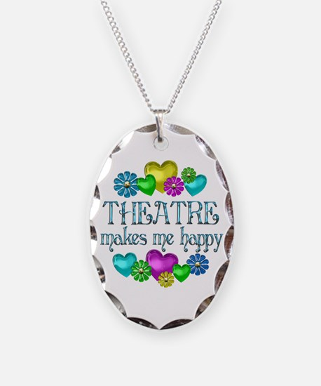 Theatre Happiness Necklace