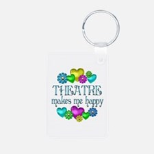 Theatre Happiness Keychains