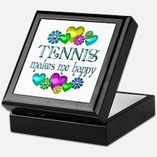 Tennis Happiness Keepsake Box