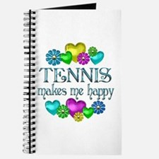 Tennis Happiness Journal