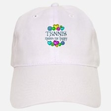Tennis Happiness Cap