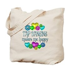 Tap Happiness Tote Bag