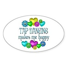 Tap Happiness Decal