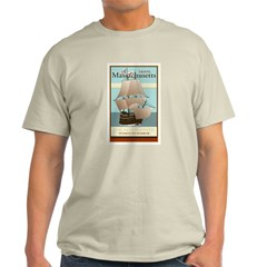 Travel Massachusetts T-Shirt