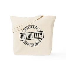 Ocean City Title Tote Bag