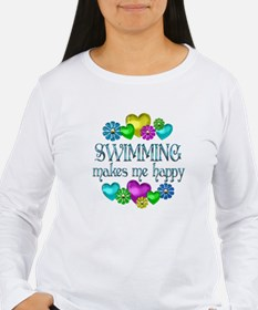 Swimming Happiness T-Shirt
