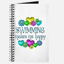 Swimming Happiness Journal