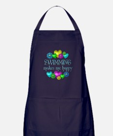 Swimming Happiness Apron (dark)