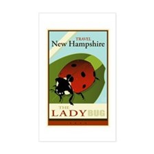 Travel New Hampshire Decal