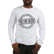 Hilton Head Title Long Sleeve T-Shirt