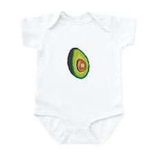 Avocado Infant Bodysuit