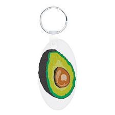 Avocado Keychains