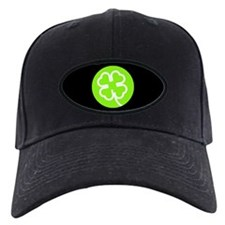 Lucky Shamrock Symbol Baseball Hat
