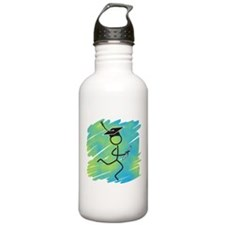 Graduate Runner Water Bottle