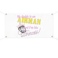 Airman's Princess Banner