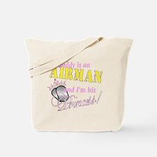 Airman's Princess Tote Bag