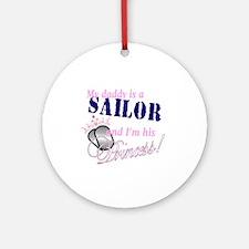 Sailor's Princess Ornament (Round)