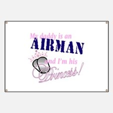 Airman's Princess Banner
