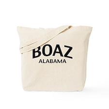 Boaz Alabama Tote Bag
