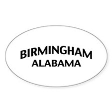 Birmingham Alabama Decal