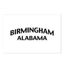 Birmingham Alabama Postcards (Package of 8)