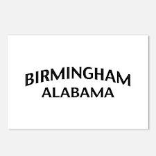 Birmingham Alabama Postcards (Package of 8)