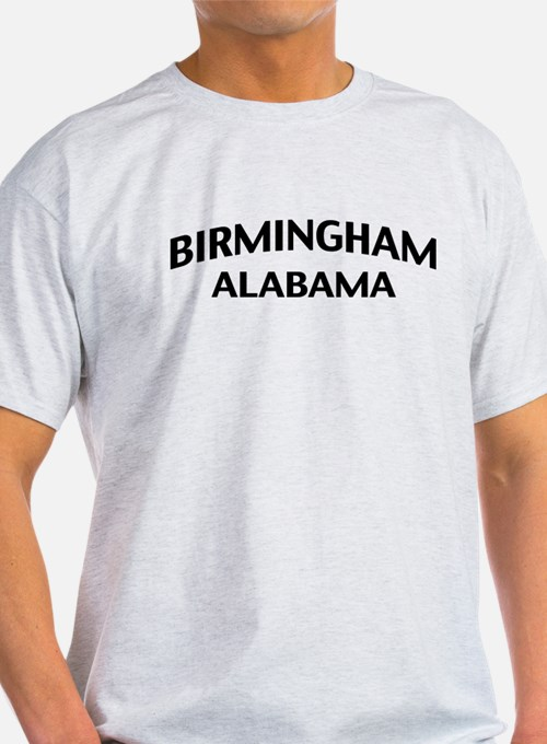 Birmingham Alabama T-Shirt