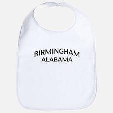 Birmingham Alabama Bib