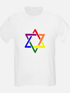 Queer Jews Kids T-Shirt