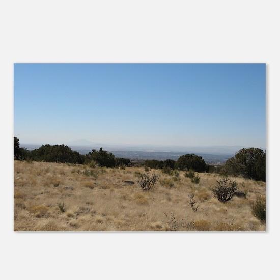 Desert Hill 1 Postcards (Package of 8)