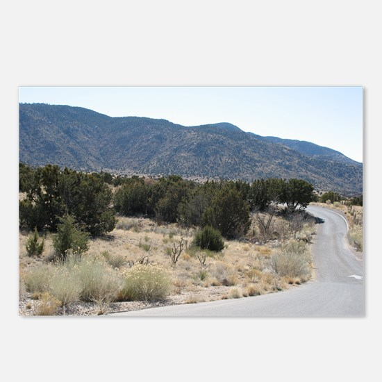 Mountain Road 1 Postcards (Package of 8)