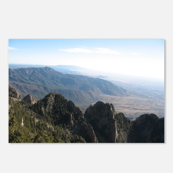 Mountain Top 2 Postcards (Package of 8)