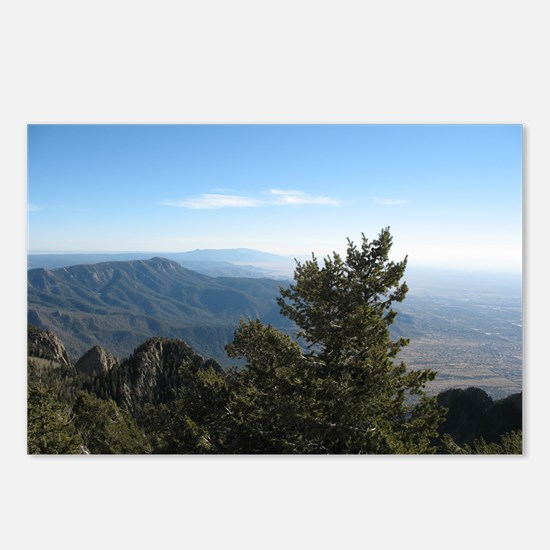 Mountain Top 1 Postcards (Package of 8)