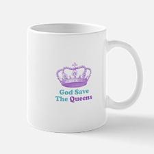 god save the queens (purple/t Mug