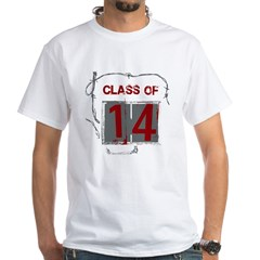Class of 14 Barbed Wire Shirt