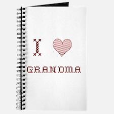 I [Heart] Grandma Journal