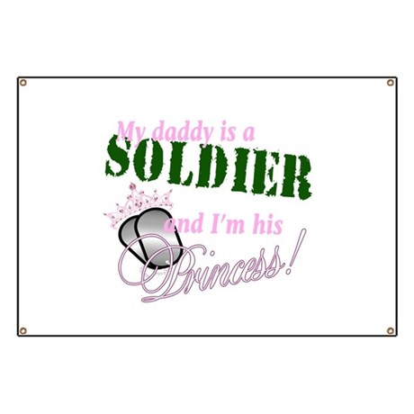 Soldier's Princess Banner