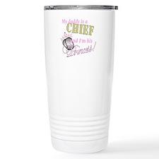 Chief's Princess Travel Coffee Mug