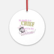 Chief's Princess Ornament (Round)