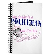 Policeman's Princess Journal