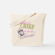 Chief's Princess Tote Bag