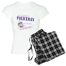 Policeman's Princess Pajamas