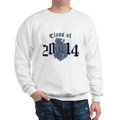 Class of 2014 Crest Sweatshirt