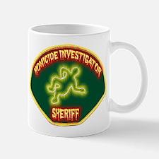 Sheriff Homicide Investigator Mug
